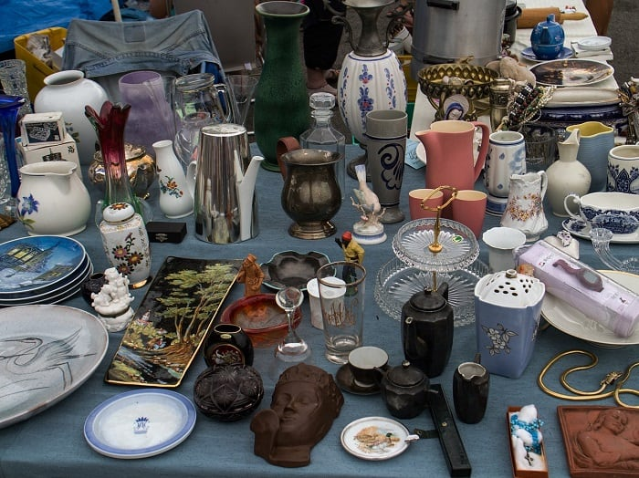 Items For Sale at Fleamarket