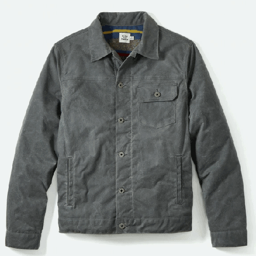 Flint-and-Tinder-Wool-Lined-Waxed-Trucker-Jacket