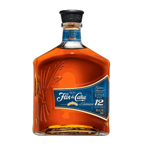 Flor-de-Cana-12-Year-Old-Rum