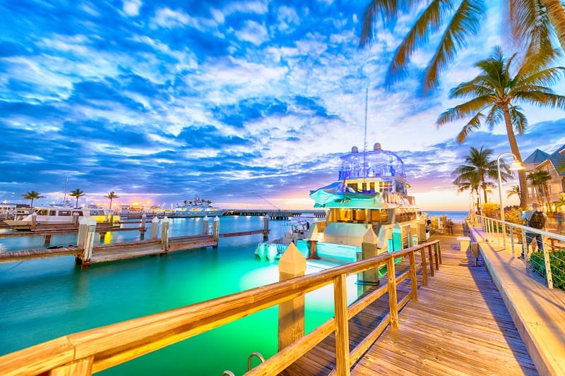 Florida Keys - 30th Birthday Ideas For Men Where To Party And Celebrate