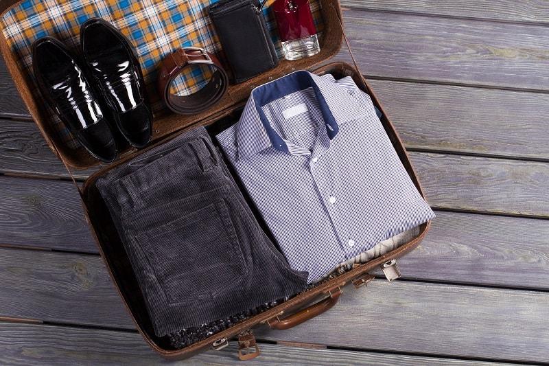 Formal and Business Attire - Essentials Travel Checklist For Men