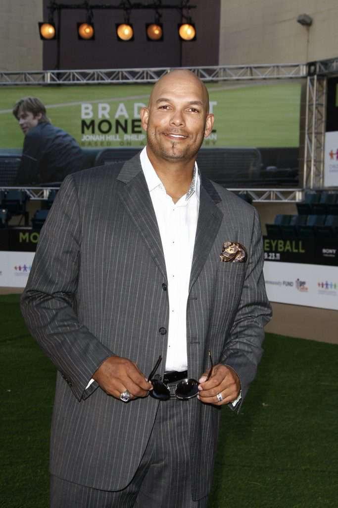 Former Baseballer David Justice