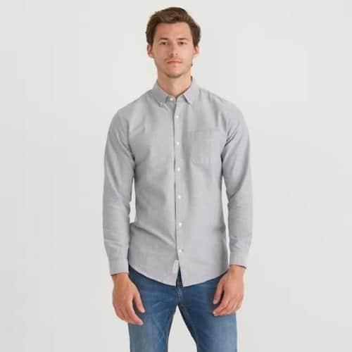 Frank-and-Oak-Jasper-Oxford-Shirt