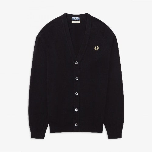 Fred-Perry-Lambswool-Cardigan