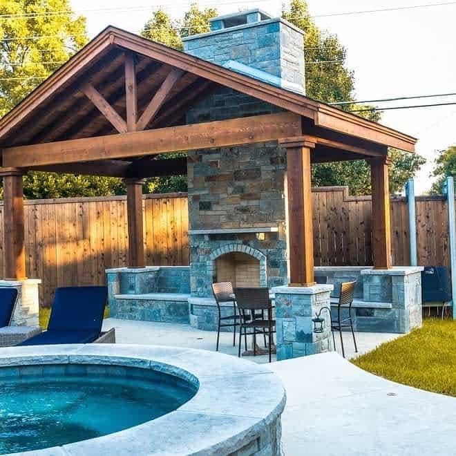 Freestanding Patio Enclosure Ideas -texasoutdooroasis