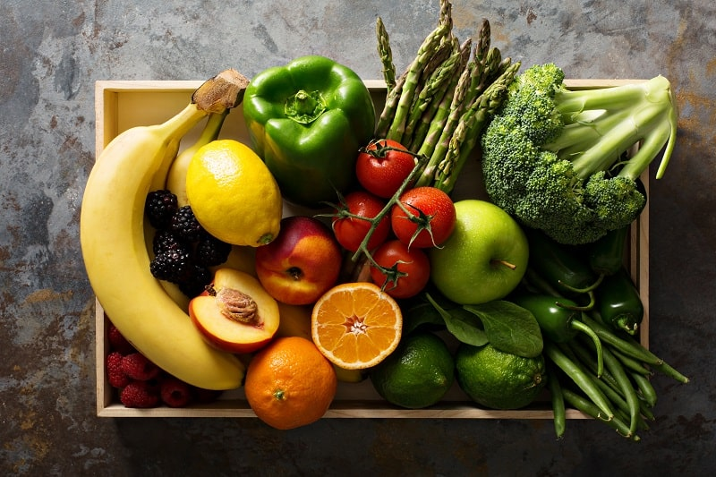 Fruits-and-Vegetables-To-Boost-Serotonin-for-Improving-Mental-Health-and-Mood