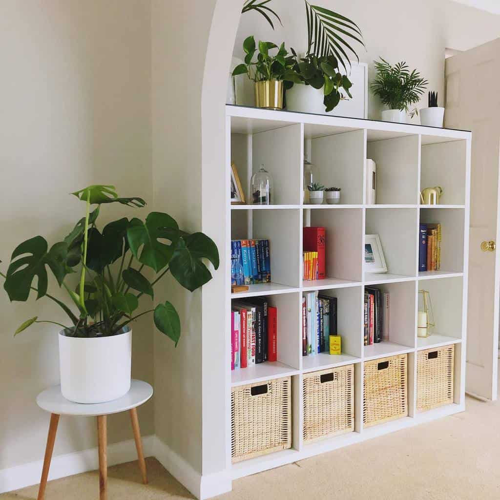 Full Shelving Ideas ash.cottage