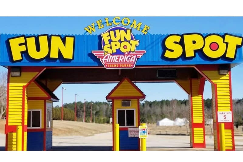 Fun Spot America in Atlanta, Georgia