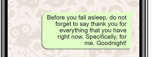 Funny Goodnight Text For Her