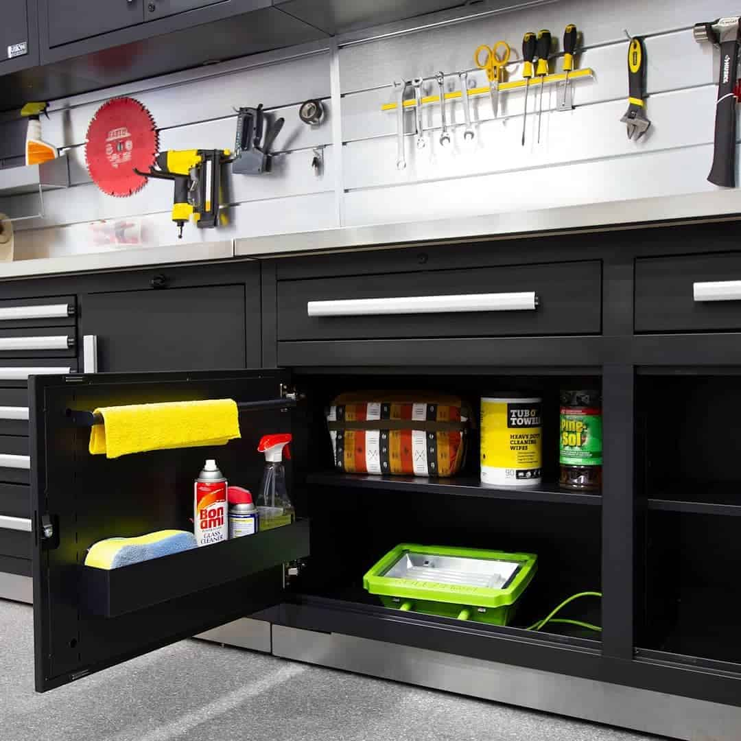 Garage Tool Storage Ideas -proslatgarage