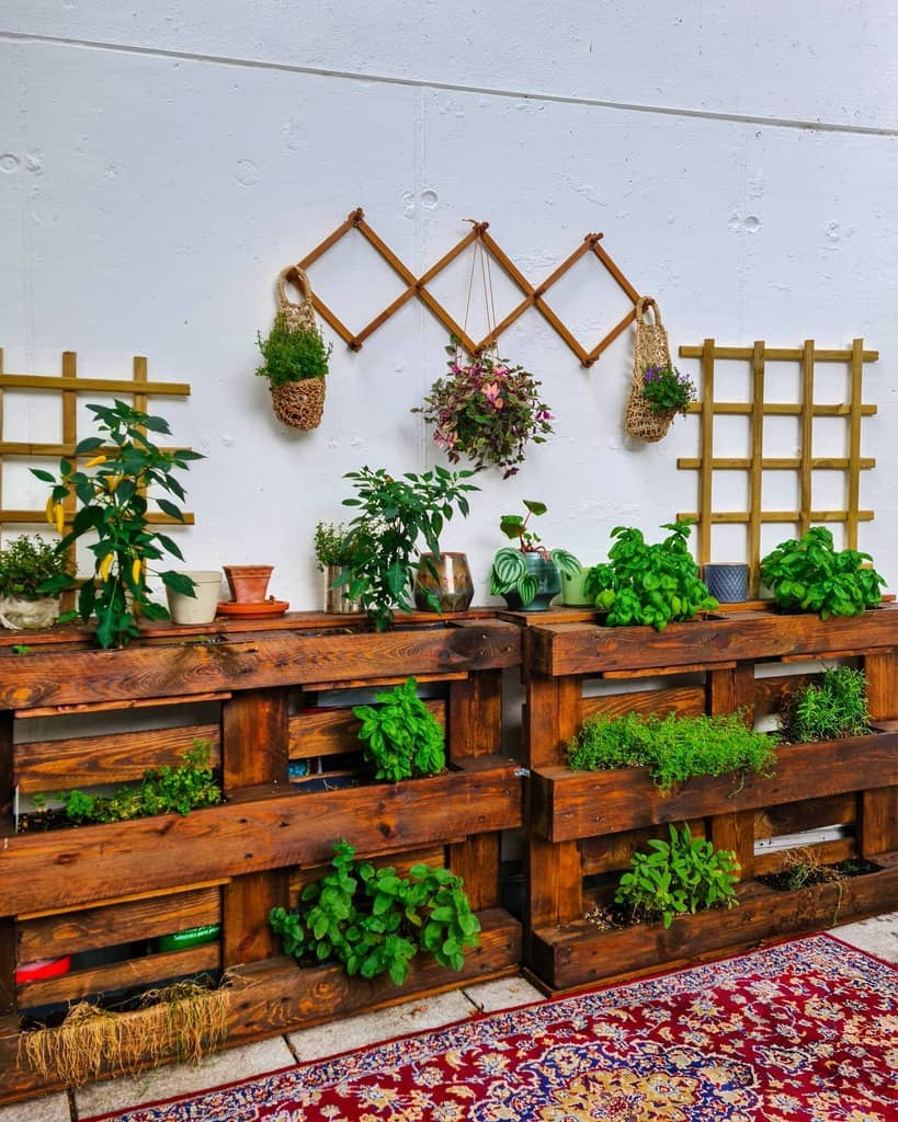 Garden DIY Backyard Ideas -0llah_la