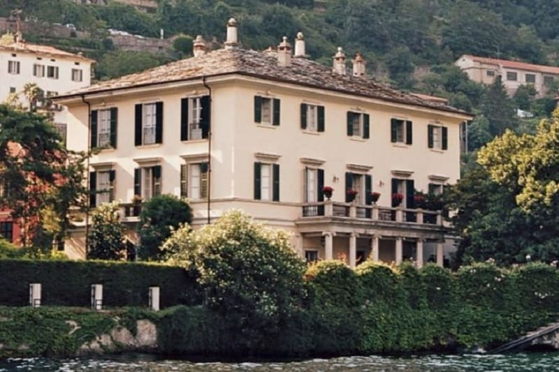 George Clooney's Expensive Home