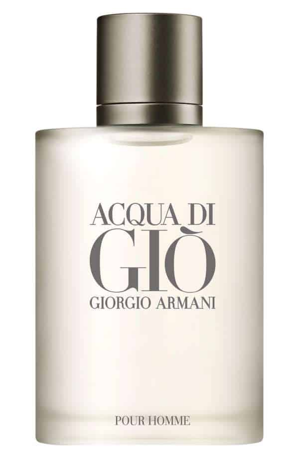 Giorgio Armarni Wasser von Gio Pour Homme
