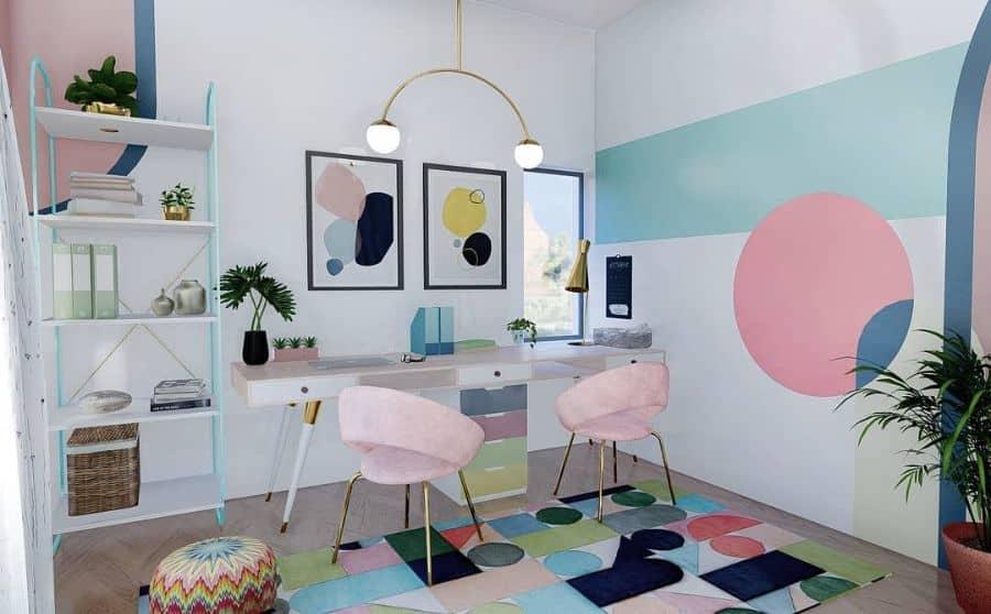Girls Study Room Ideas duburbanarchitect