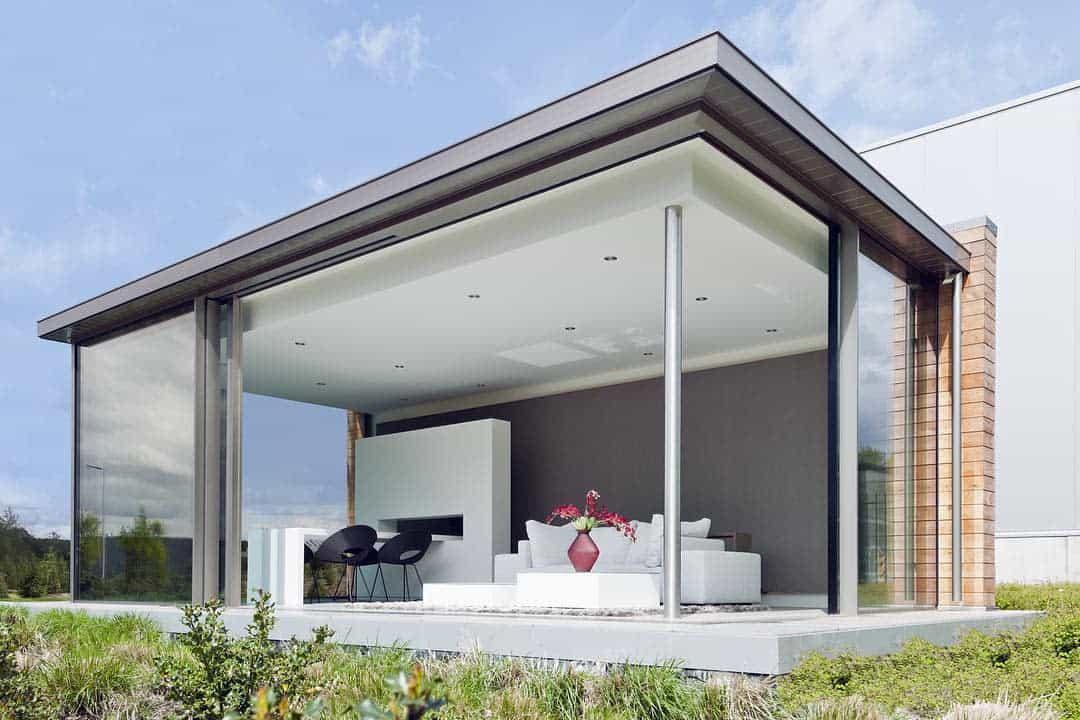 Glass Patio Enclosure Ideas -minimalwindowsuk