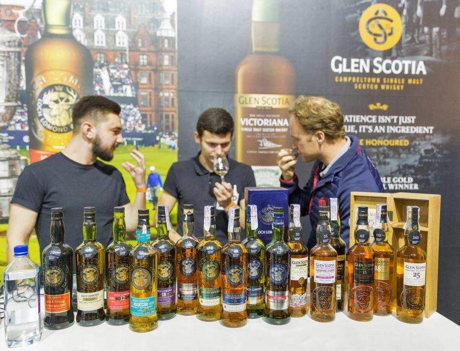 Glen Scotia Distillery Releases Sherry Double Cask Finish Single Malt