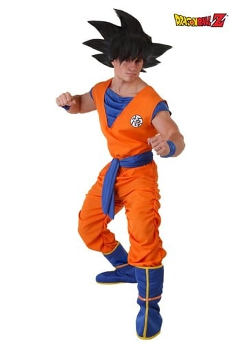 Goku Dragon Ball Z – Halloween Costumes