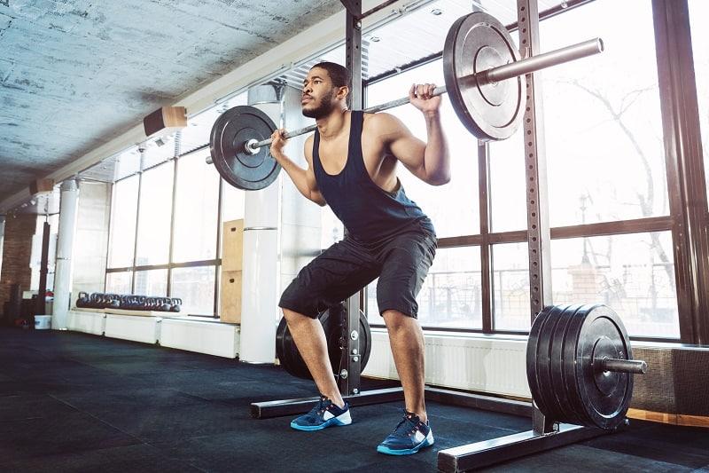 Good-Mornings-Leg-Exercises-for-Men