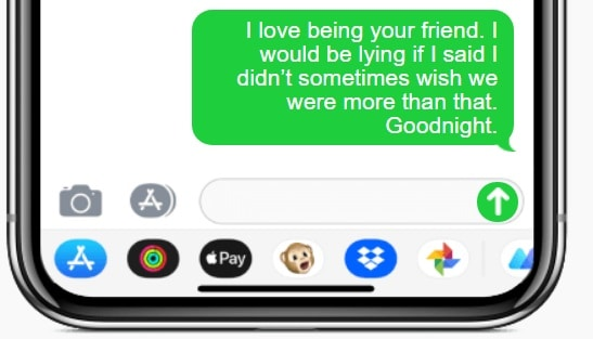 Goodnight Text For A Crush