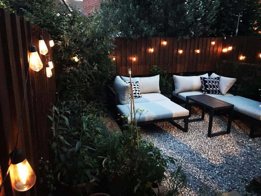 Gravel Patio Garden Ideas -doctorinherhouse