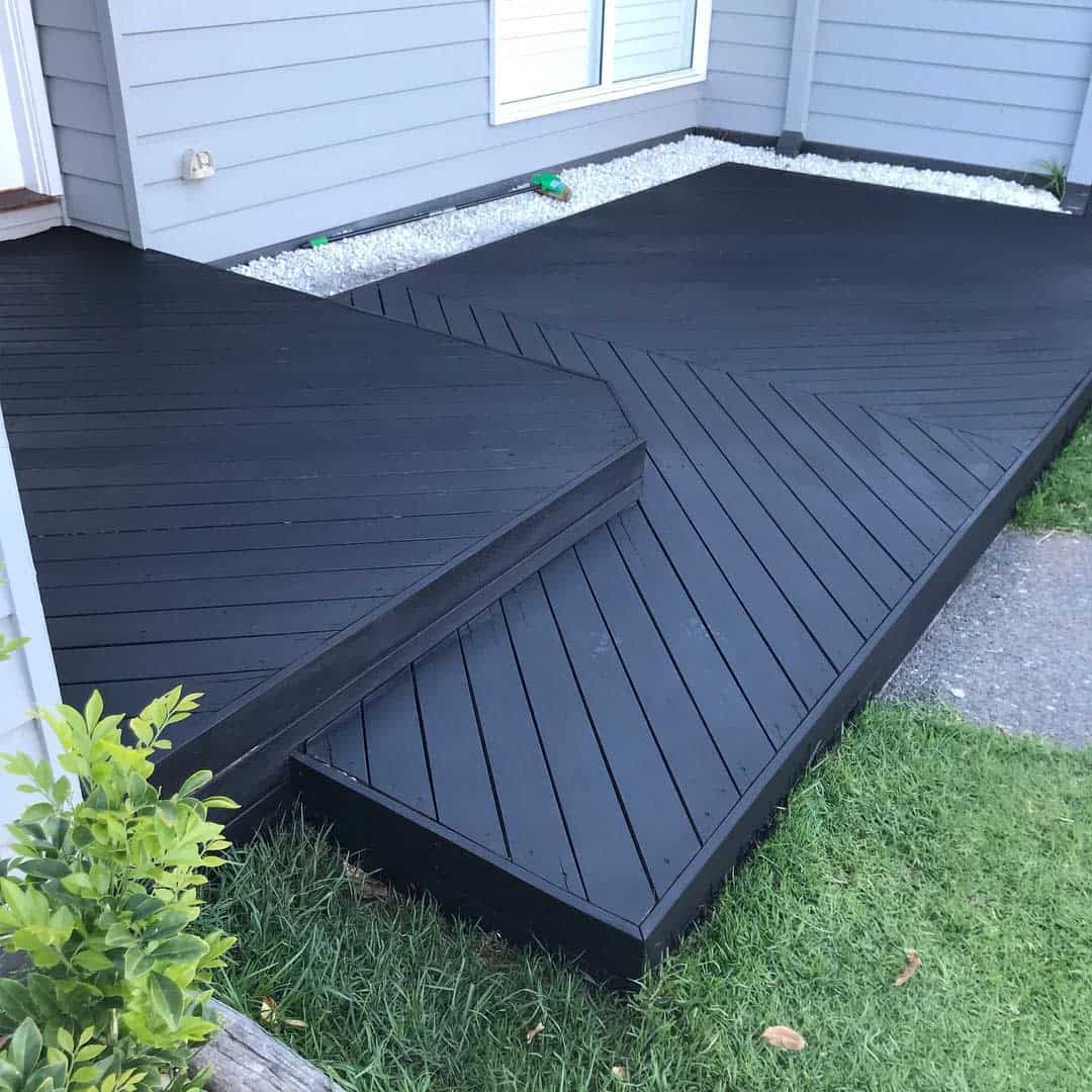 Gray Deck Color Ideas -mrboards