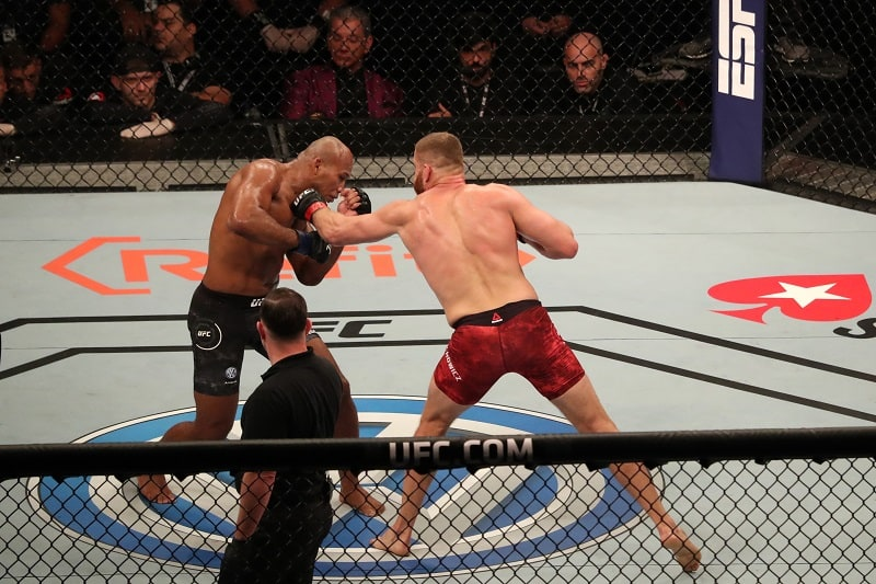 The 10 Greatest UFC Fighters of All Time