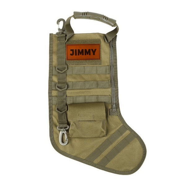 Top 10 Best Tactical Stockings For Men – Manly Christmas Decor