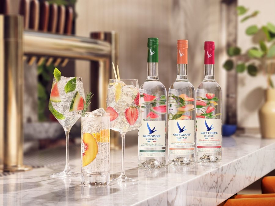 Grey Goose Expands with Release of Essences Collection