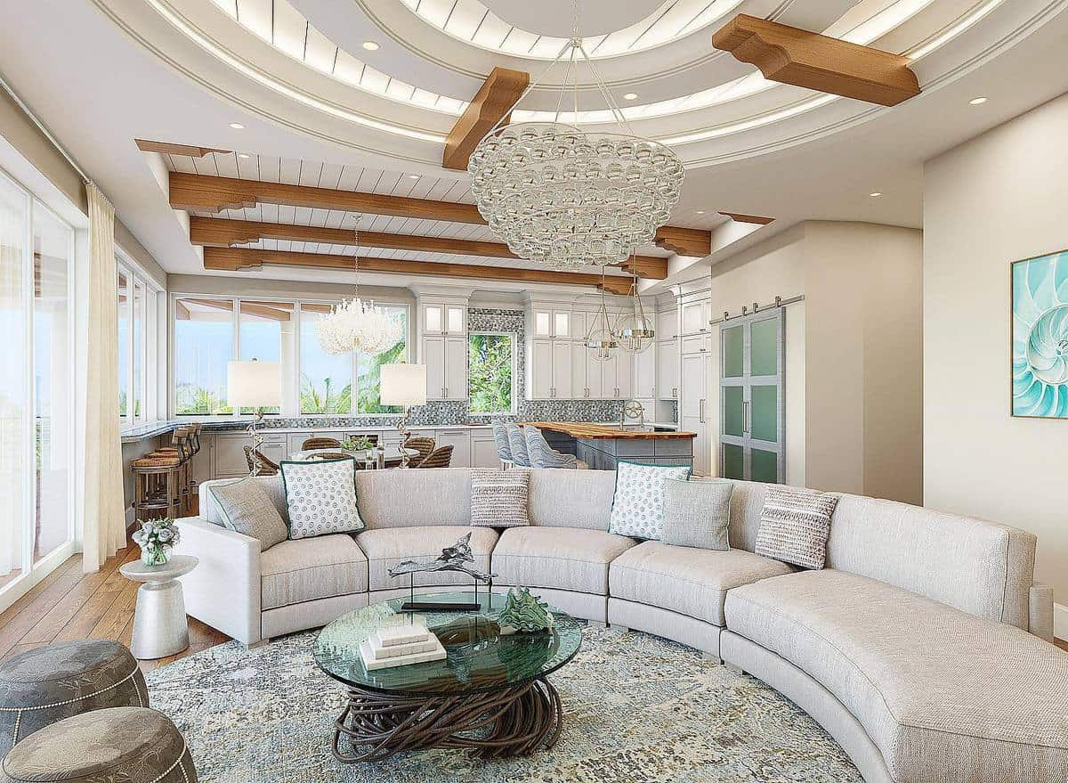 Grey Living Room Carpet ideas -allisonkeevandesign