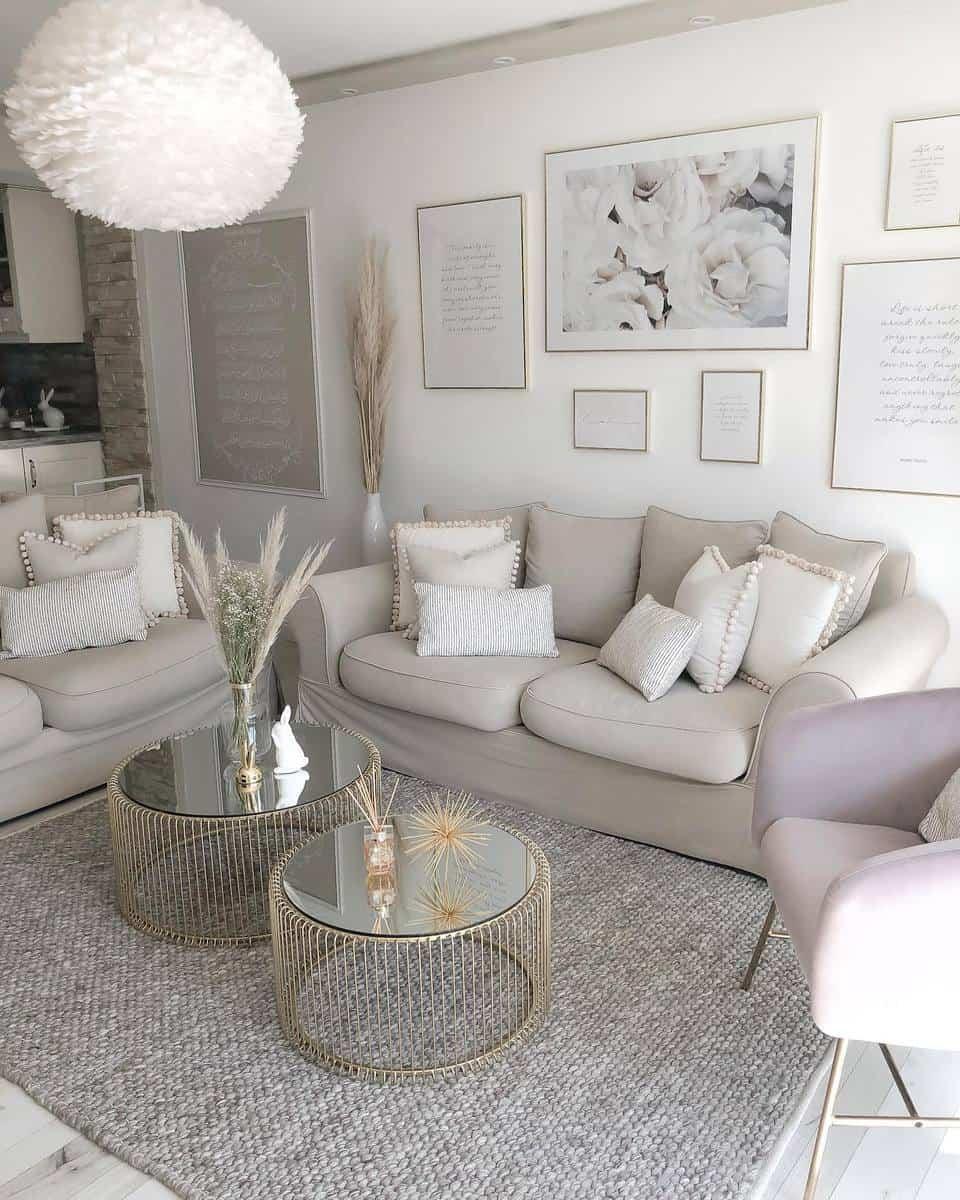 Grey Living Room Carpet ideas -daldals_life