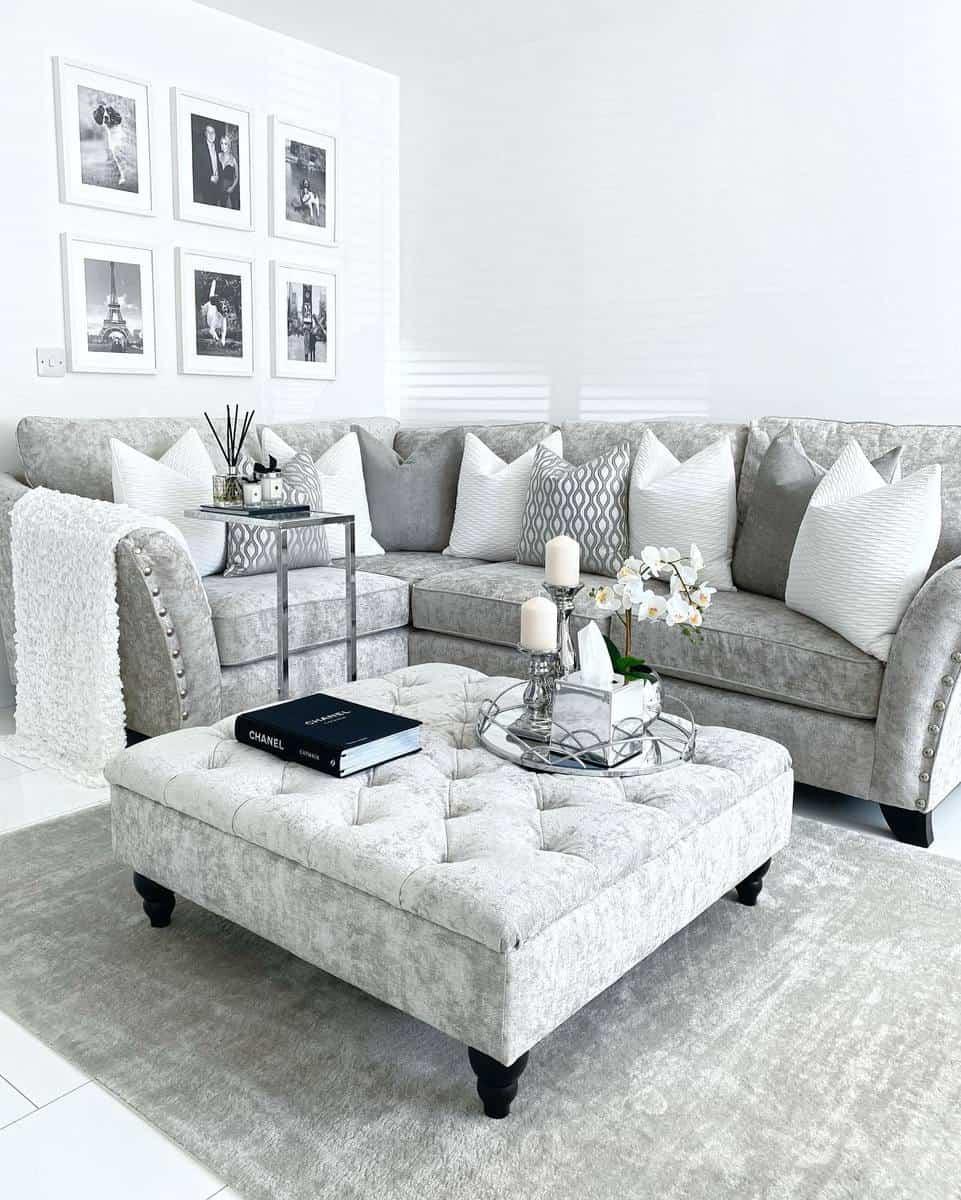 Grey Sofa Living Room Carpet ideas -insideourwhitehome