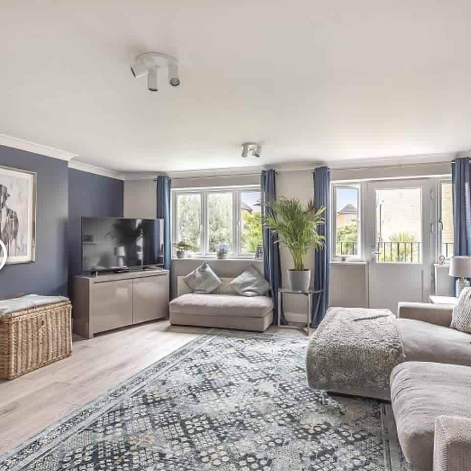 Grey Sofa Living Room Carpet ideas -oakendesignandstyle