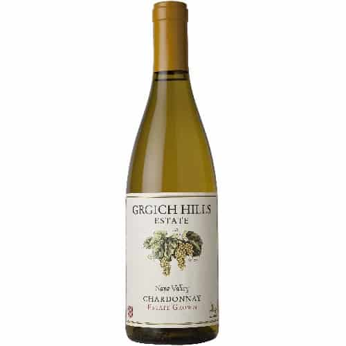 Grgich Hills Estate Chardonnay 2018