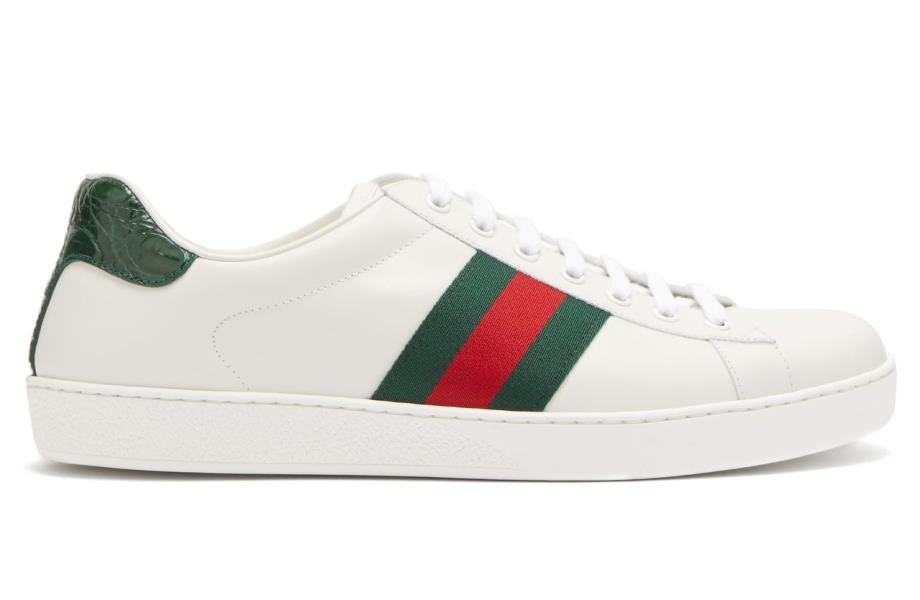 Gucci Ace Ledersneaker