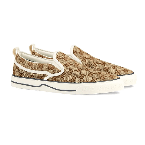 Gucci-GG-Supreme-Slip-On-Sneaker