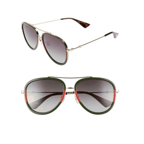 Gucci's Aviator Sunglasses