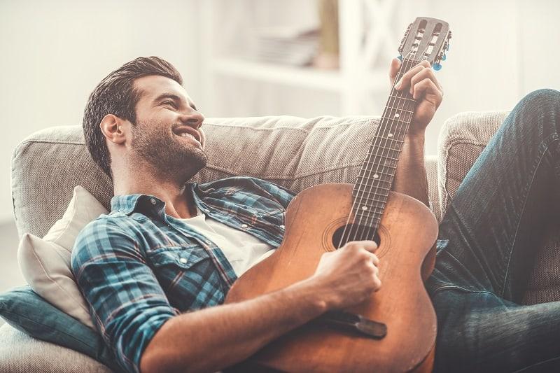 Guitar-Hobbies-For-Men