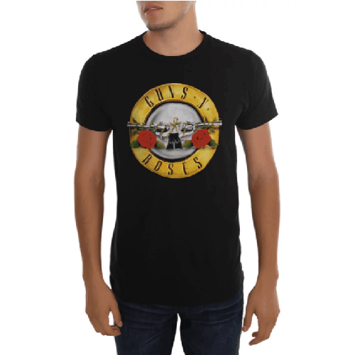 Guns-N-Roses-Logo-T-shirt