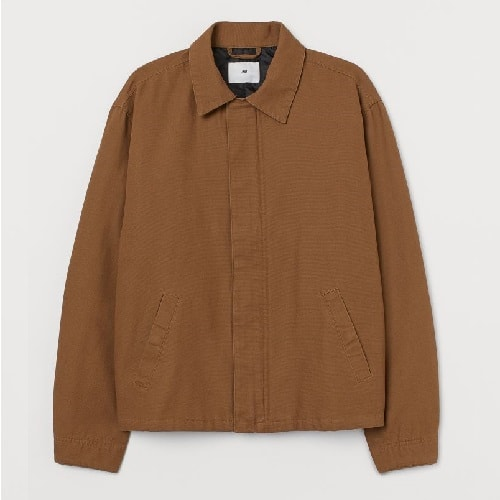 HM-Cotton-Canvas-Jacket