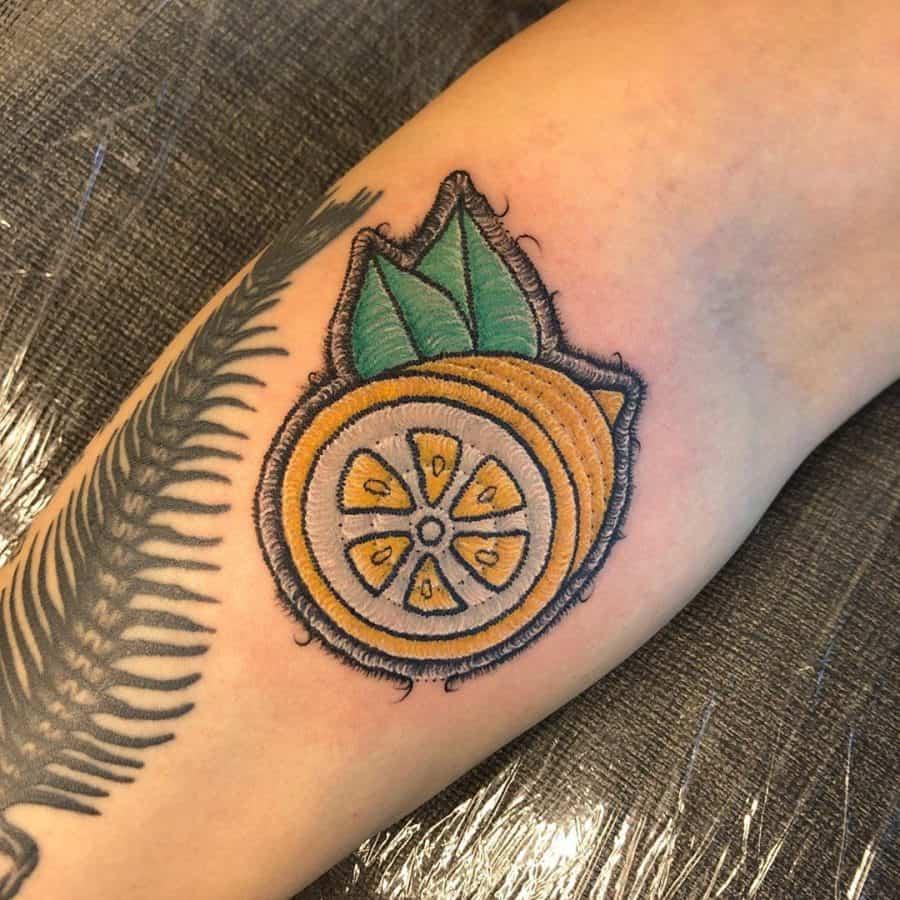 lemon-patch-embroidery-tattoo-janjaeju_tattoo