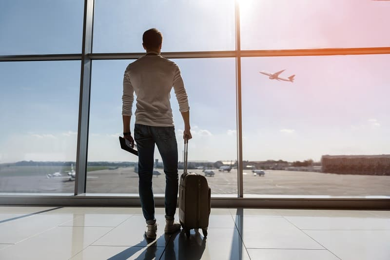 Handy Travel Checklist For Men