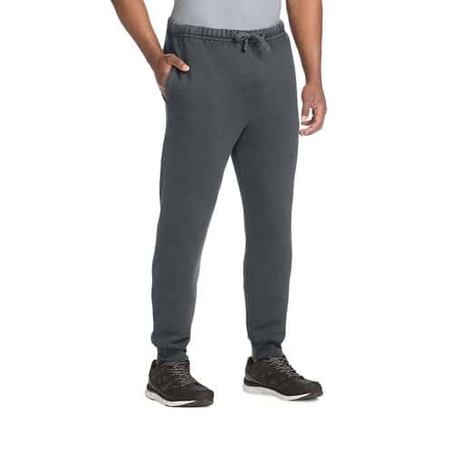 Hanes-Mens-1901-Heritage-Fleece-Jogger-Pants-With-Pockets