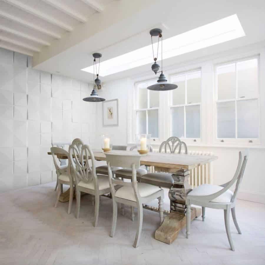 Hanging dining room lighting ideas habitarteco