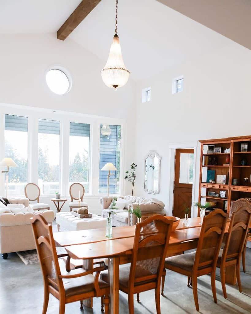 Hanging dining room lighting ideas stylizednest