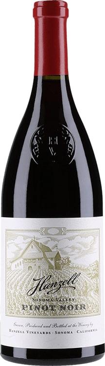 Hanzell Sonoma Valley Pinot Noir