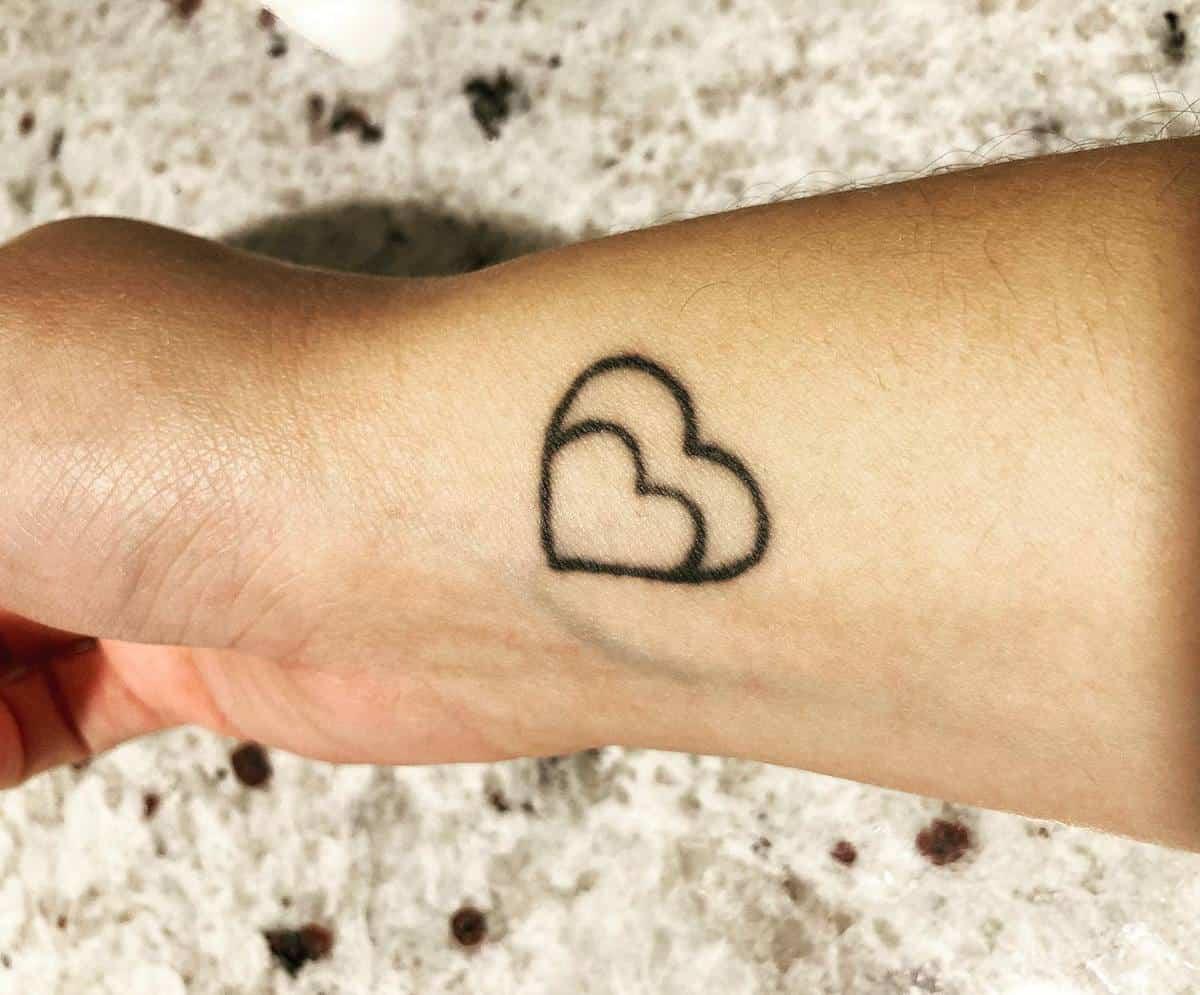 Heart Miscarriage Tattoos -allenthefamilyblog