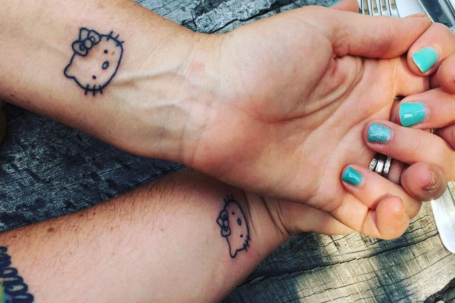 The Top 21 Hello Kitty Tattoo Ideas – [2021 Inspiration Guide]