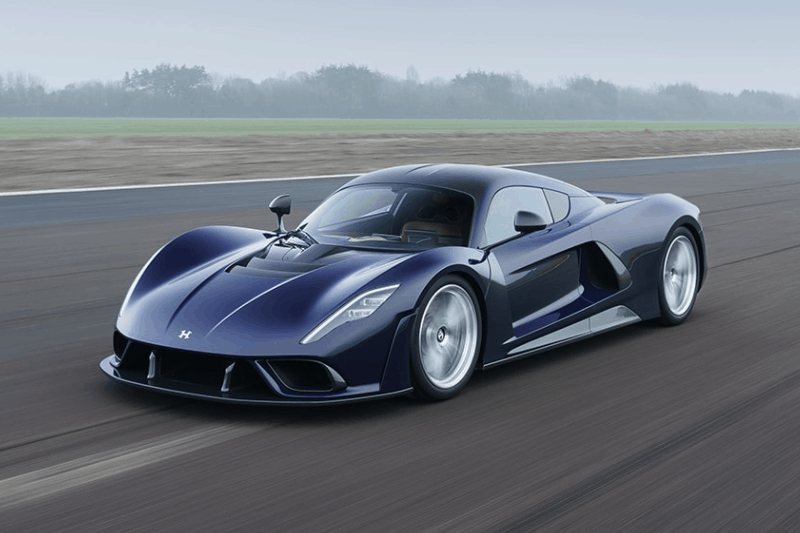 The Over 300mph Hennessey Venom F5 Is Here