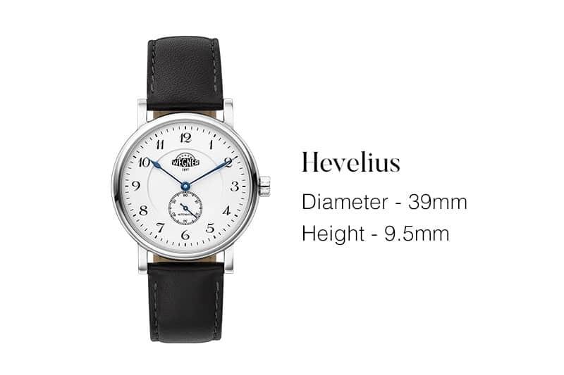 Hevelius Wegner Watches