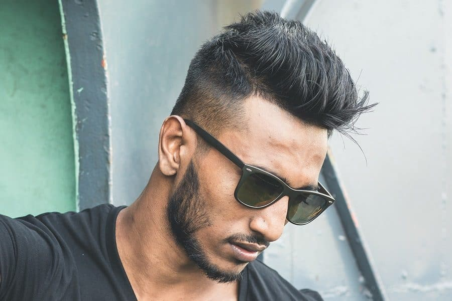23 Best Hi-Top Fade Hairstyle Ideas in 2020